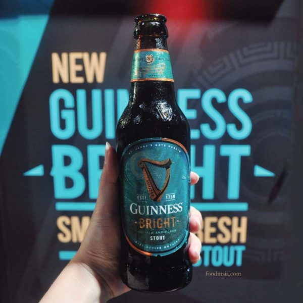 Brand New Stout For Malaysian Beer Lovers – Guinness Bright