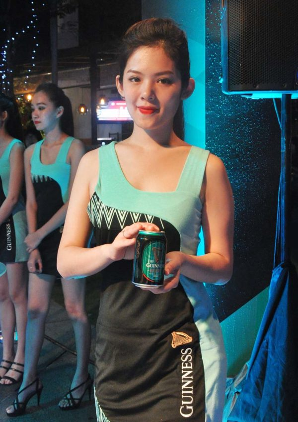 guinness bright brand new stout malaysia can