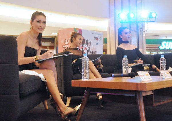 hot mama contest finale klang parade judges