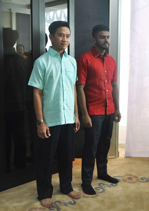 jakel shah alam parlimen tanah merah kelantan short sleeve shirts