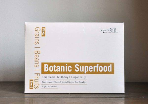 lynnity botanic superfood phyto grains beans fruits blend box