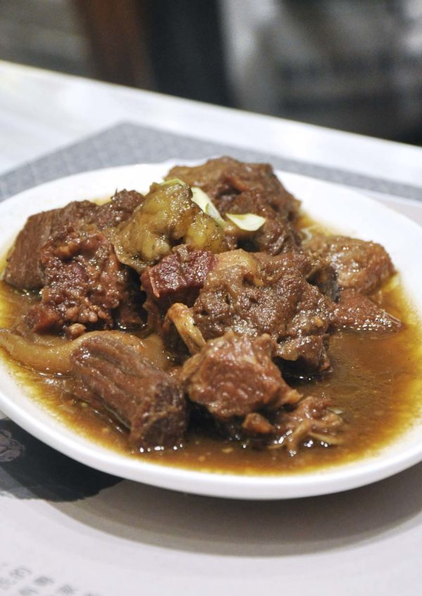 mak's chee hong kong restaurant pavilion elite kuala lumpur beef tendon brisket