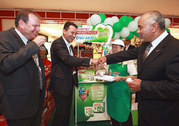 maori taste new zealand food fair jaya grocer malaysia anlene