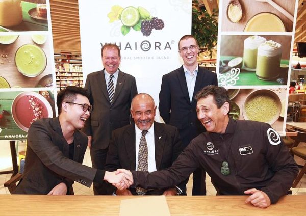 maori taste new zealand food fair jaya grocer malaysia business leaders