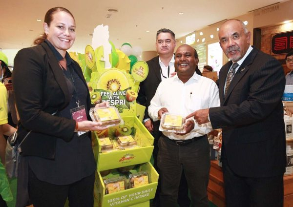 maori taste new zealand food fair jaya grocer malaysia zespri kiwi