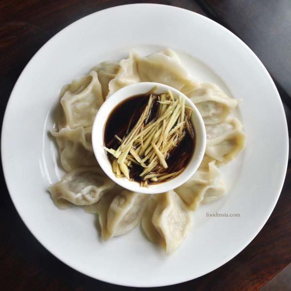 parent's day promo lucky cuisine sichuan restaurant kota damansara dumpling