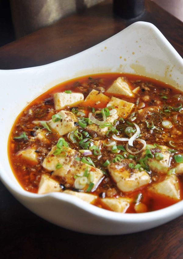 parent's day promo lucky cuisine sichuan restaurant kota damansara mapo beancurd