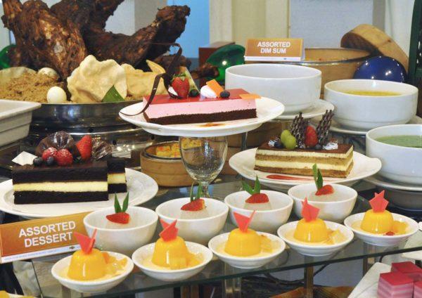 ramadan buffet 2017 grand bluewave hotel shah alam dessert