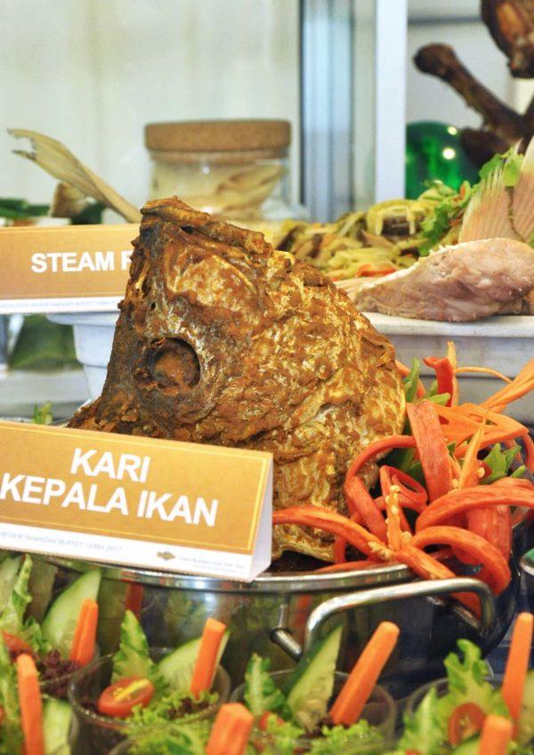 ramadan buffet 2017 grand bluewave hotel shah alam kari kepala ikan