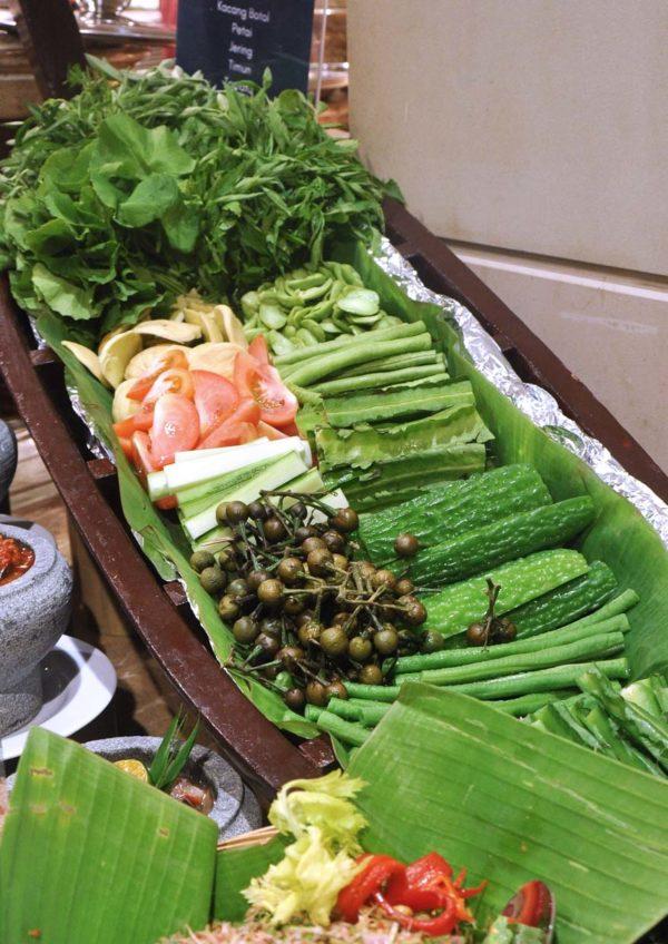 ramadan buffet dondang sayang coffee house corus hotel kl ulam