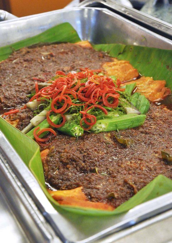 ramadan buffet oceania restaurant summit hotel subang usj ikan bakar portugis