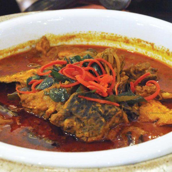 ramadan buffet oceania restaurant summit hotel subang usj salmon fish head curry