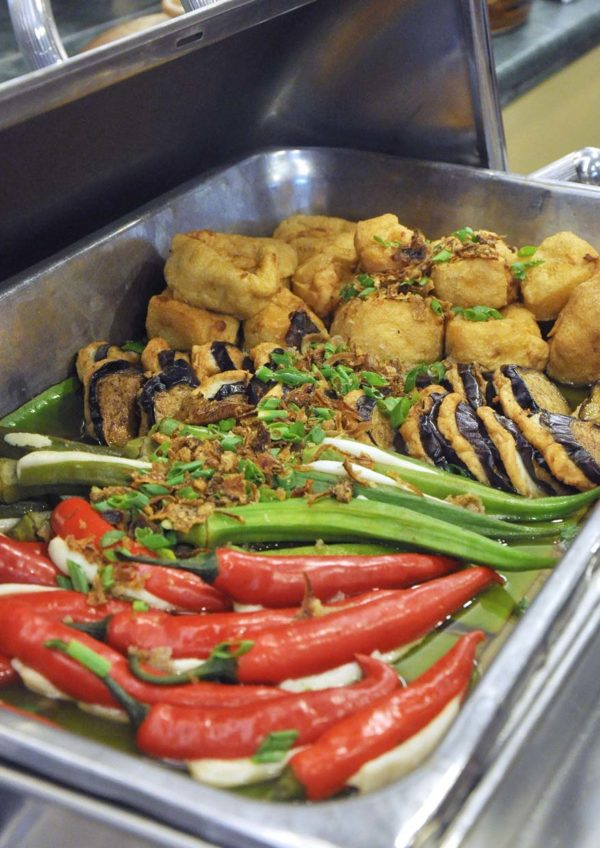 ramadan buffet oceania restaurant summit hotel subang usj yong tau foo