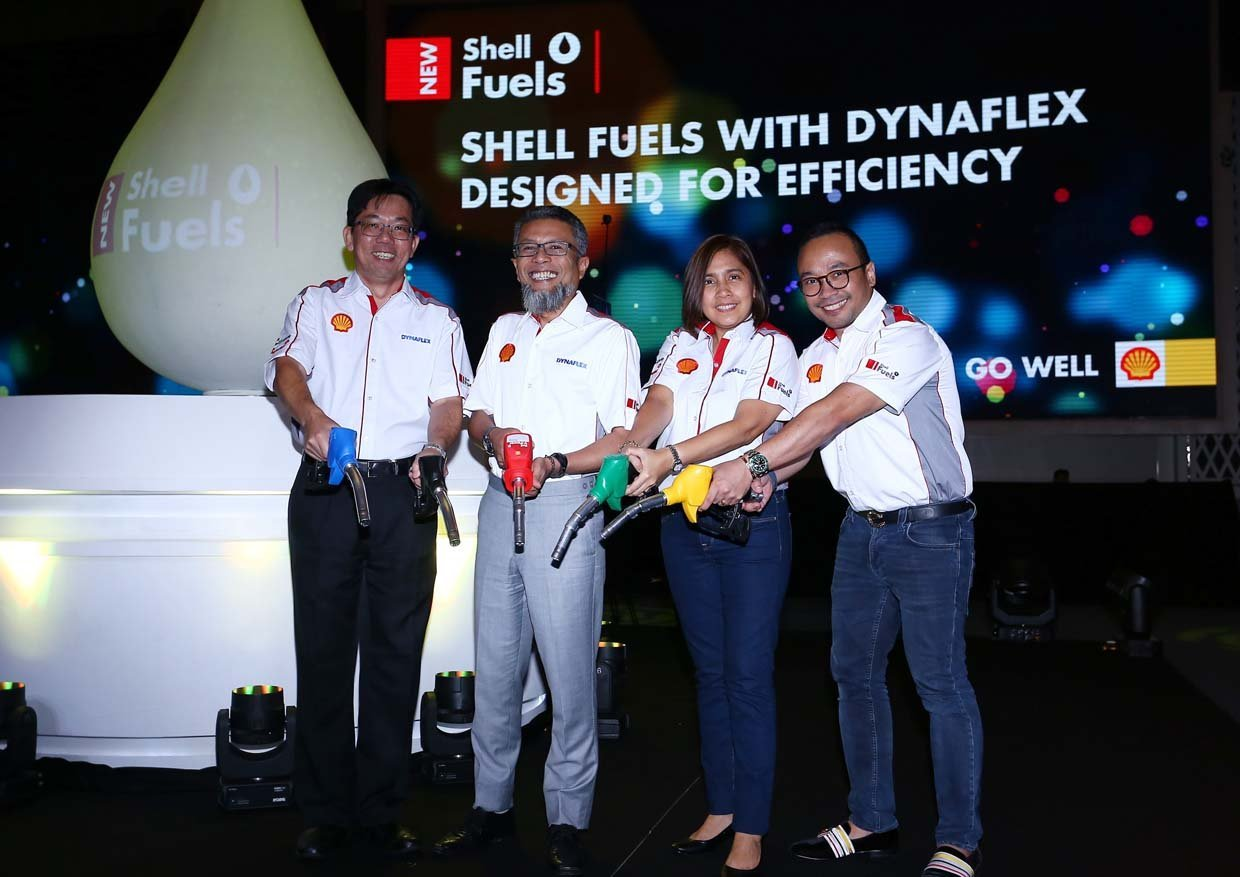 Shell's New Fuels With DYNAFLEX Technology For Efficiency