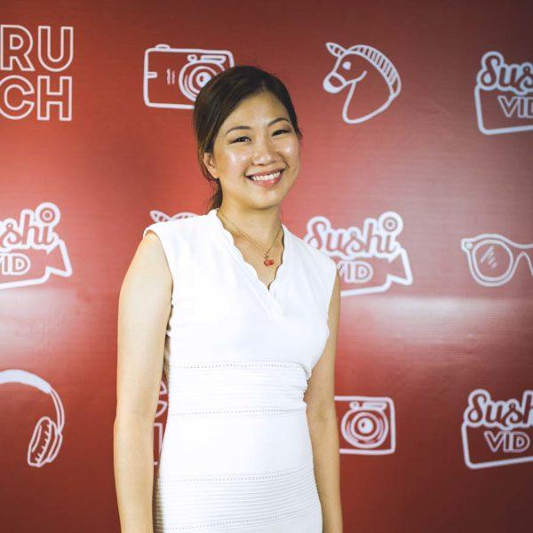 sushivid crunch social media influencer workshop foong yuh wen