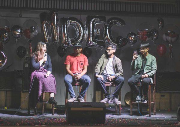sushivid crunch social media influencer workshop youtubers