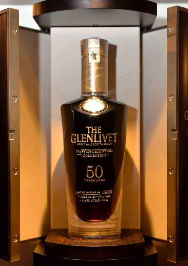 The Glenlivet Winchester Collection Vintage 1966