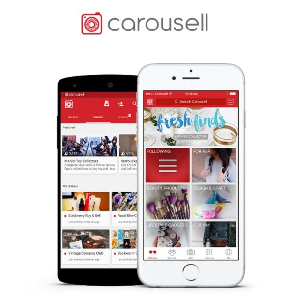 carousell mobile marketplace app