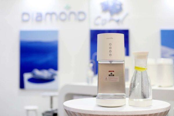 diamond coral waterbar 3 seconds instant warm water dispenser