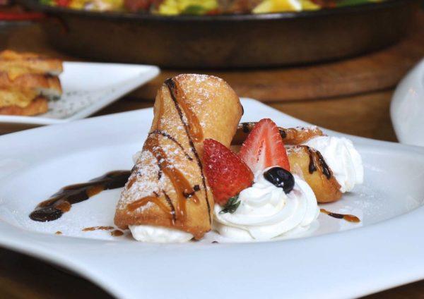 d'italiane italy cuisine paradigm mall kelana jaya cannoli dessert