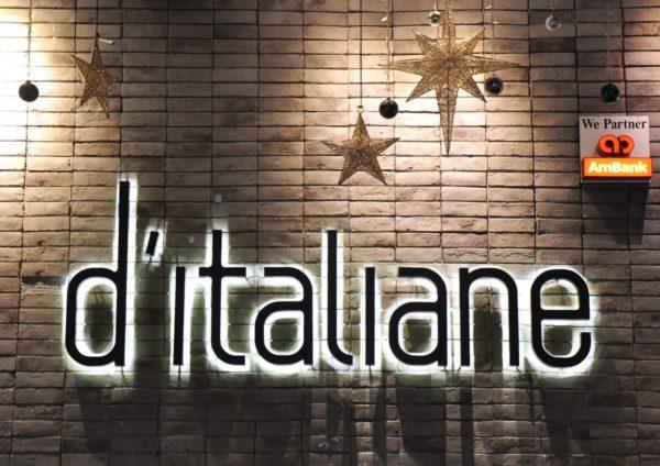 Father's Day Special Set Menu @ D'Italiane Kitchen