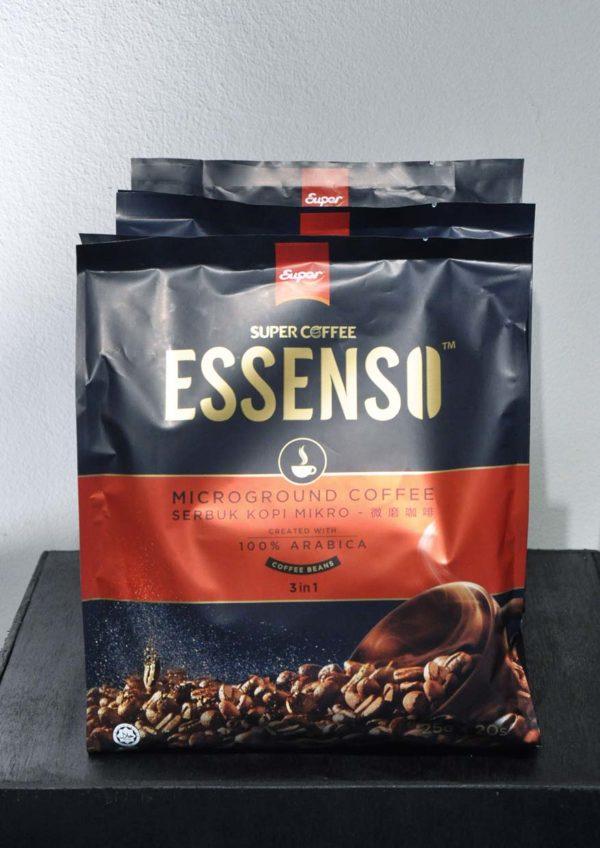 essenso microground coffee 3in1