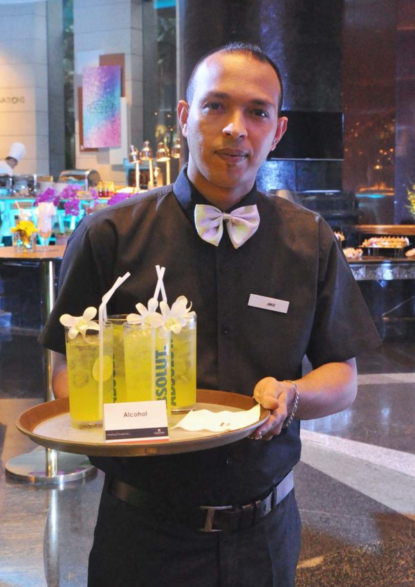 global day of discovery renaissance kuala lumpur hotel hibiscus drink