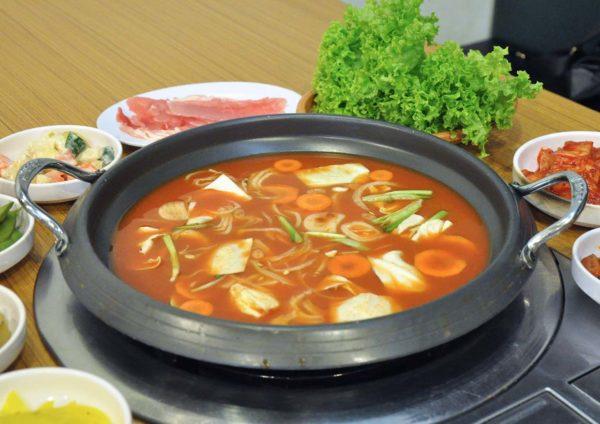 korean bbq house buffet pv128 setapak kimchi shabu shabu