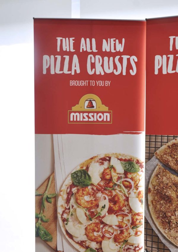 mission foods pizza crusts