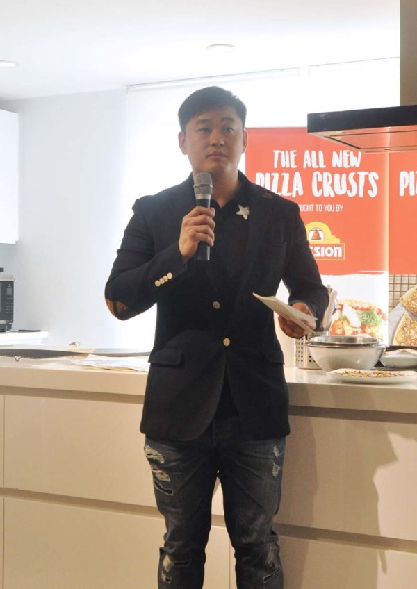 mission foods pizza crusts randall tan brand manager