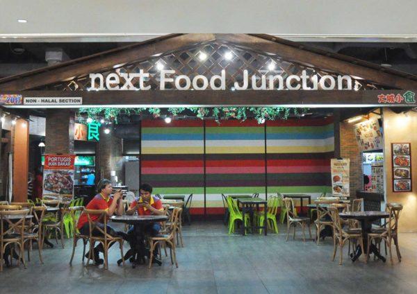 next food junction klang parade mall jalan meru 5th floor