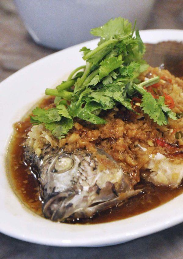 next food junction klang parade mall jalan meru tilapia fish