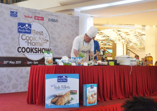 pacific west best cook is at home cookshow evolve mall ara damansara