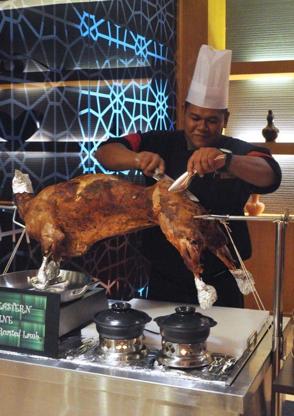 ramadan buffet flavors swiss garden hotel residences kl roasted lamb