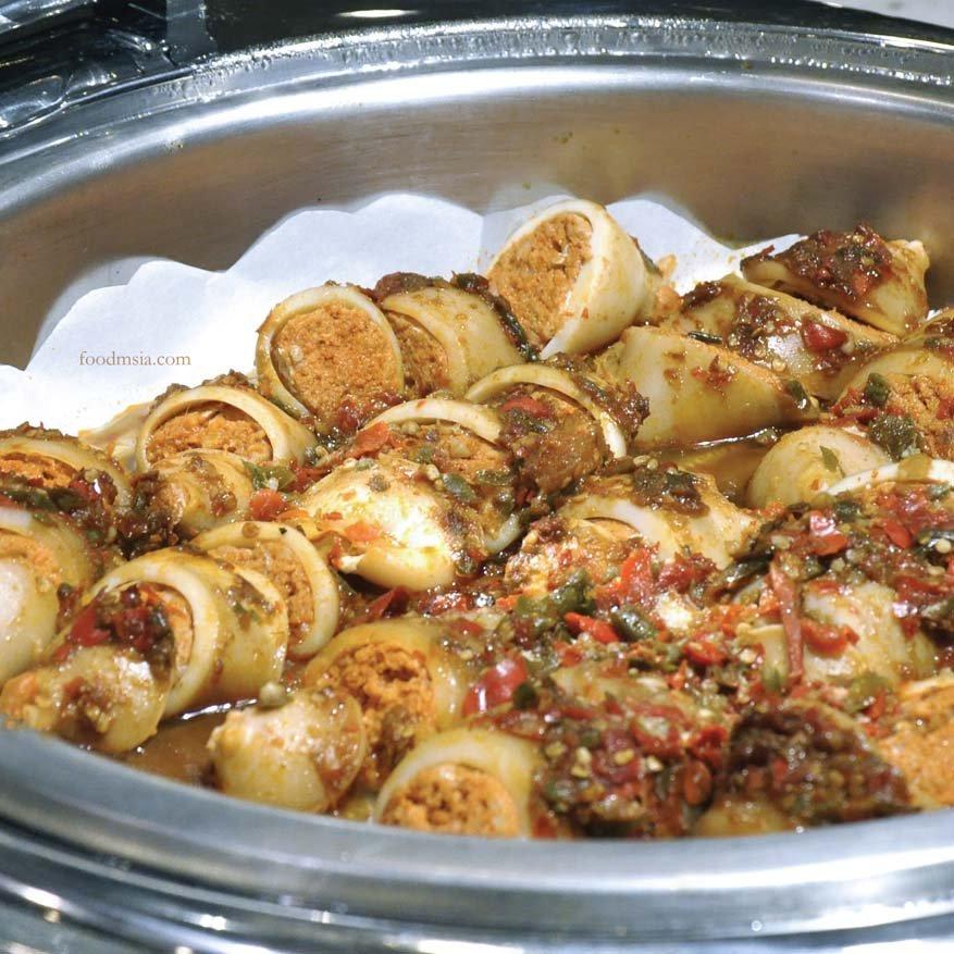 Selera Malaysia Buffet Dinner @ Kembali Kitchen, Best Western Petaling Jaya