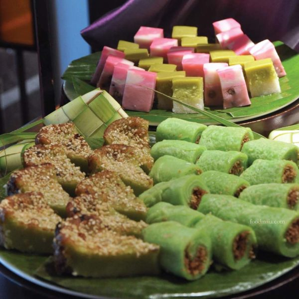 ramadan buffet the resort cafe sunway resort hotel spa kuih muih