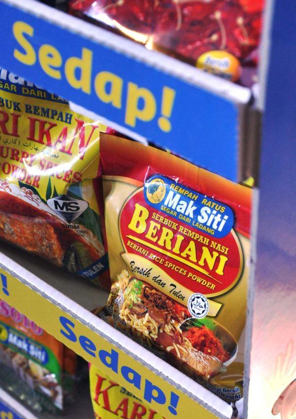 rempah ratus mak siti beriani rice spices powder
