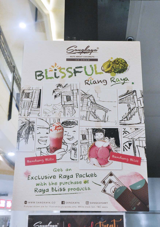 Blissful Riang Raya Rose Bandung @ Sangkaya, Malaysia