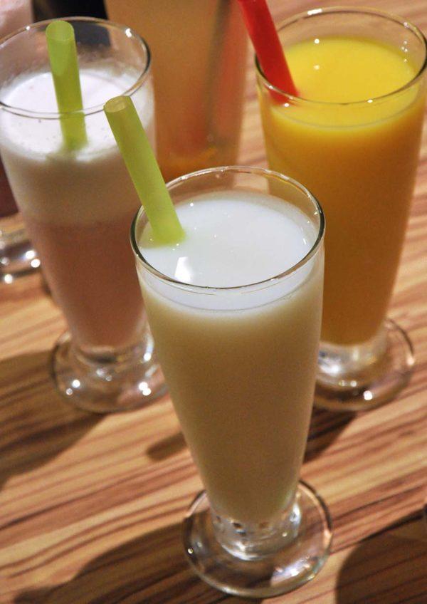 sho kushiage tonkatsu japanese cuisine sunway pyramid calpis drink