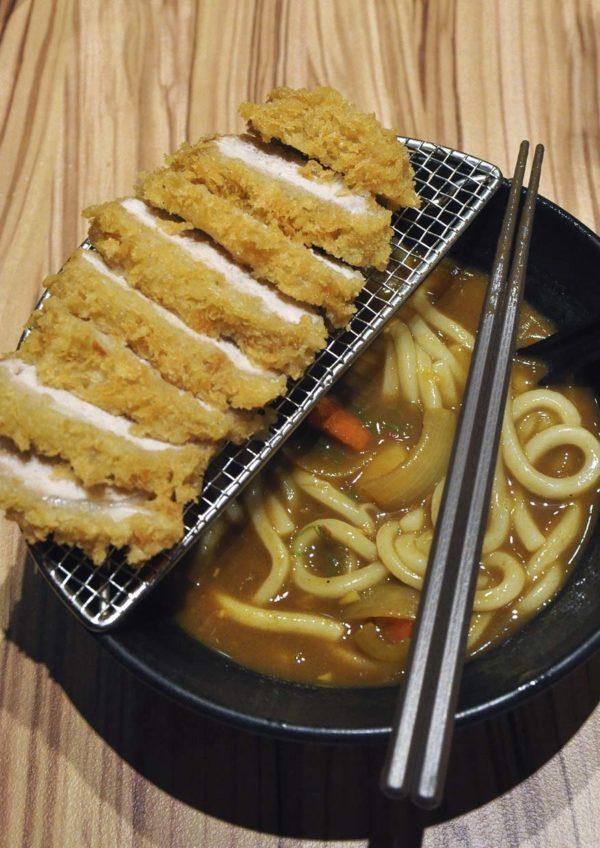 sho kushiage tonkatsu japanese cuisine sunway pyramid pork chop noodles