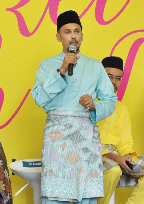 wisma jakel shah alam baju raya collection mohamed izani