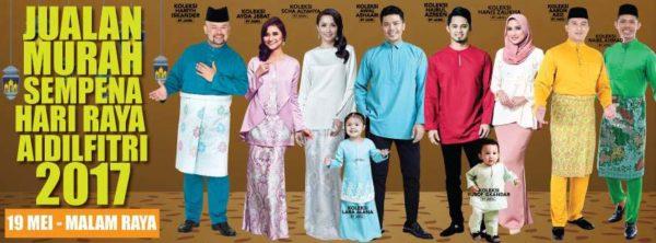 wisma jakel shah alam baju raya collection promotion