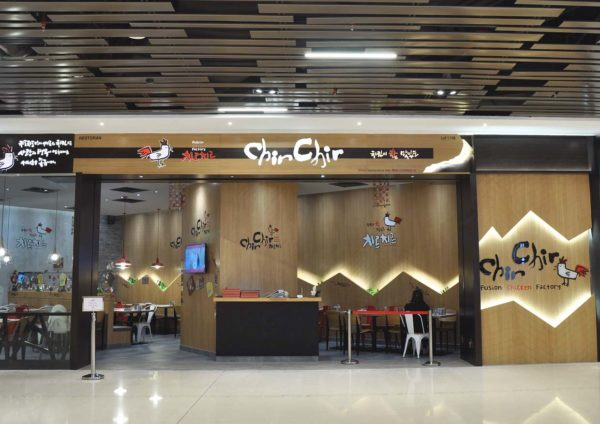 chir chir fusion chicken factory korean chain pavilion kl