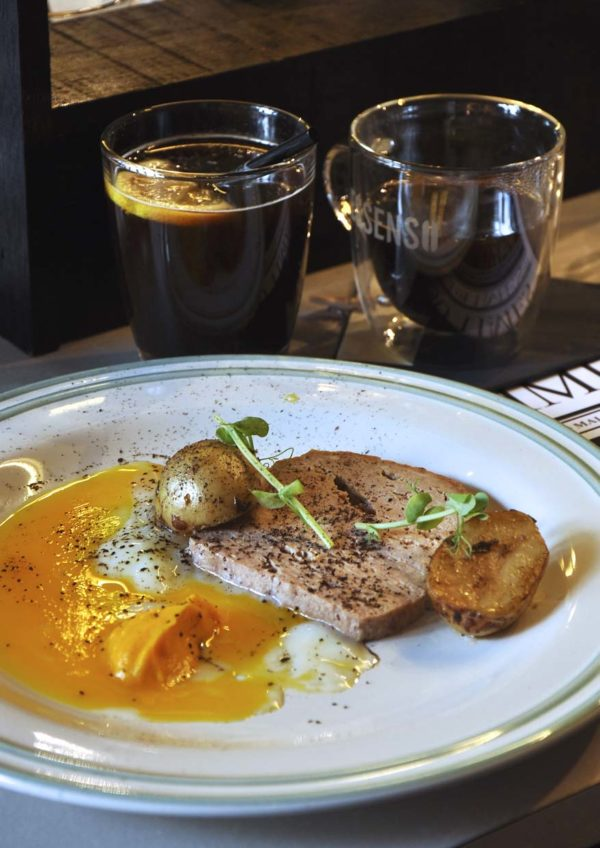 essenso microground black coffee pop up dining kl meatloaf