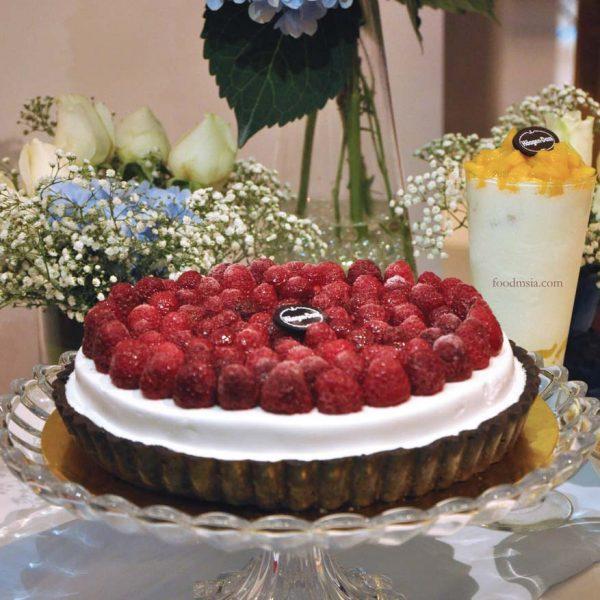 haagen dazs malaysia raspberry yogurt tart