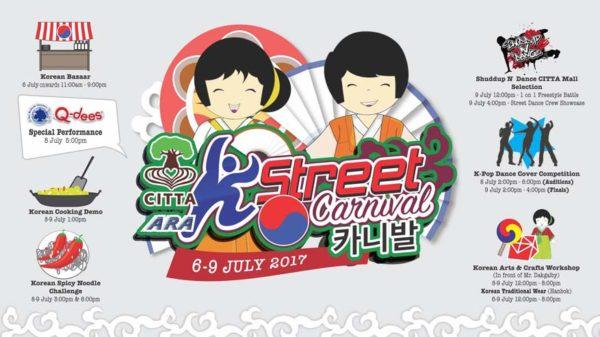 k-street carnival citta mall subang