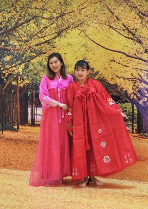 k-street carnival klang parade jalan meru traditional korean costume hanbok