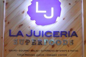 La Juiceria Superfoods Express Menu @ Avenue K, Kuala Lumpur