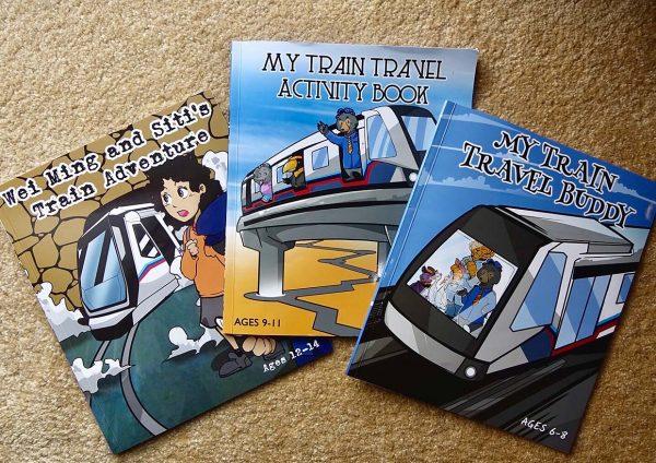 my train ventures siemens malaysia children activity book