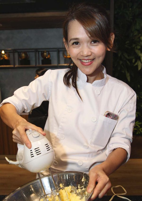 panasonic cubie oven cooking workshop home2com solution center chef chin pei ling